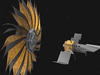Фотографировать экзопланеты поможет «космический подсолнух»