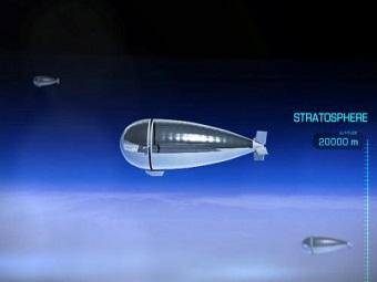 StratoBus: многофункциональный гибрид спутника и беспилотника