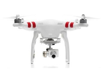 Новая модель квадрокоптера Phantom 2 Vision+