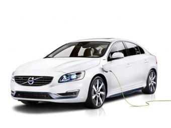 Новый подключаемый к сети гибрид S60L от Volvo