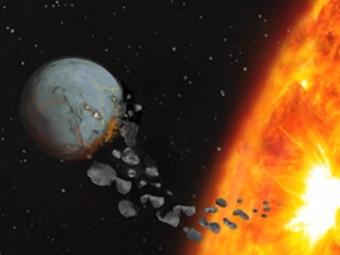 Звезды, которые «поглощают» планеты