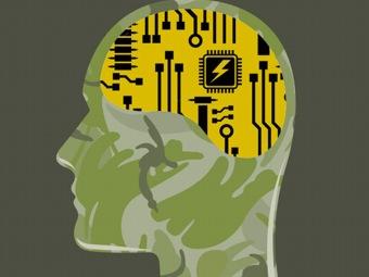 Военные США разрабатывают мозговые имплантаты для лечения раненых солдат