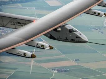 Первый полет Solar Impulse 2