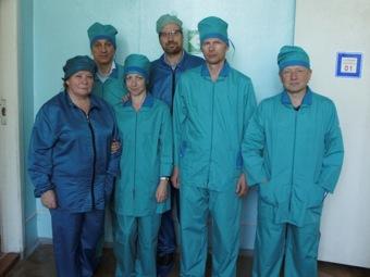 Итальянские учёные посетили Переславский технопарк