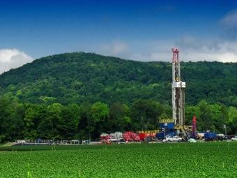 Использование природного газа не поможет сократить выбросы СО2