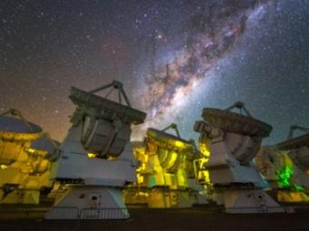 В космосе найдена новая молекула, связанная с происхождением жизни