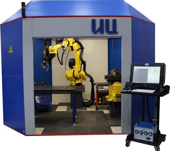 Ученые ВлГУ разработали новый лазерный роботизированный комплекс
